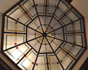 Skylight installed in a Capitola home